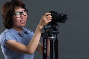 Әйгерім Бегімбет: «Әр фотосуретте тіршілік бар!»